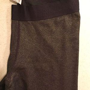 Nike Pants - Shimmer Nike Workout Leggings